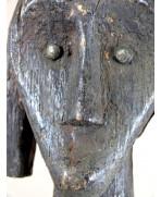 Tête Fang byéri du Gabon