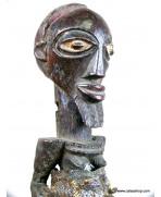Statuette fétiche Songyé de RDC