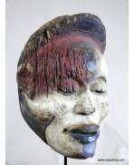 Masque Kongo de la R.D. du Congo