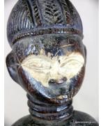 Statue Mendé de Sierra Leone