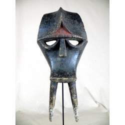 Masque Gon, masque Kwele de gorille