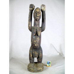 Statue Tintam Dogon du Mali