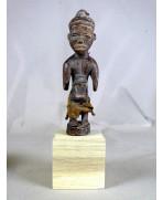 Socle en chêne pour statuette