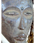 Masque Pwo Tchokwe de RDC