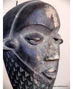 Masque kiwoyo-muyombo Pendé