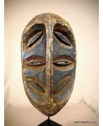 Masque Kwélé Picasso