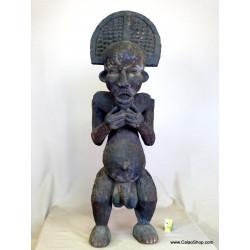 Statue patrimoniale Bangwa