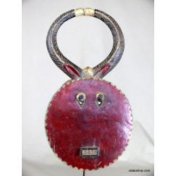 Masque goli Baoulé