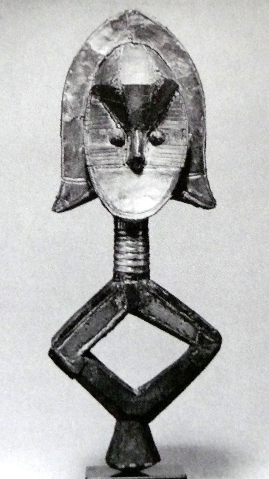 figure de reliquaire shamaye