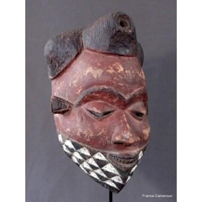 masque phumbu Pendé