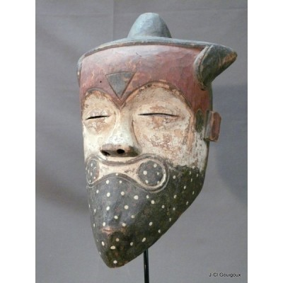 Masque minyangi Pendé
