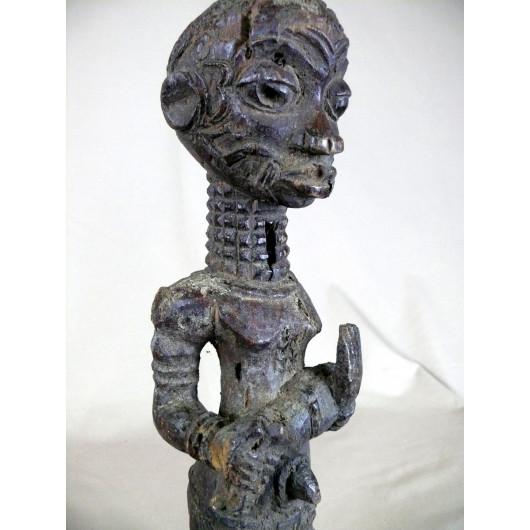 Statuette mortuaire Lulua