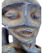 Statue Mambila du Cameroun