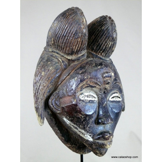 Masque Punu noir