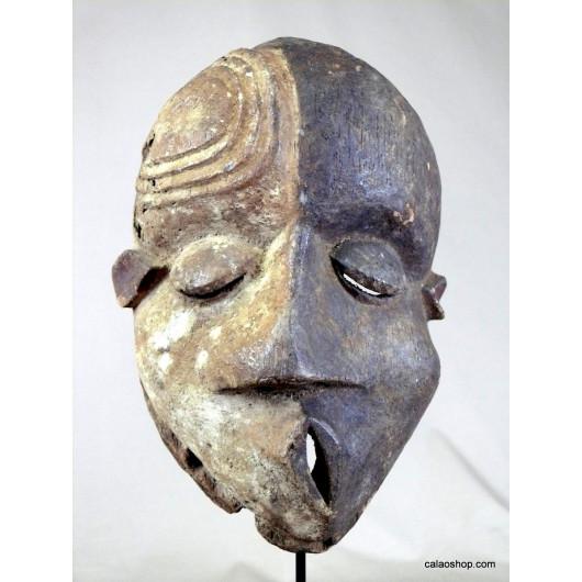 Masque de malade Mbangu Pendé