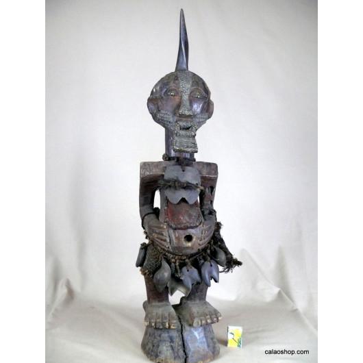 bonne vente mieux choisir économies fantastiques Statue fétiche Songyé