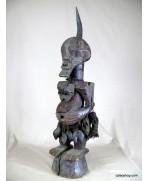 Statue fétiche Songyé