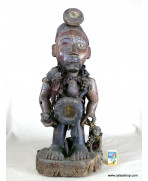 Fétiche à clous Kongo