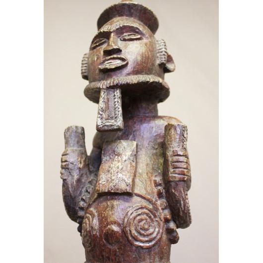 Statue Ekpu Oron