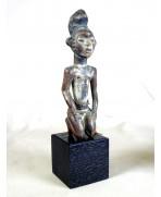 Socle en chêne pour statuette - 8x8x8