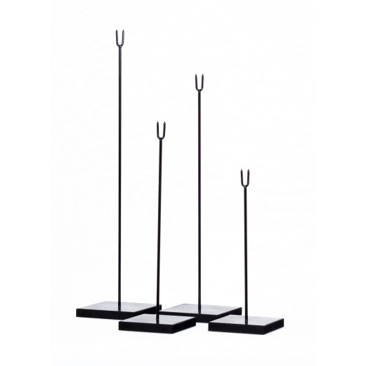 Mask stand, four heights to choose