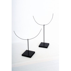"""""""classic"""" Mask stand, two height to choose"""