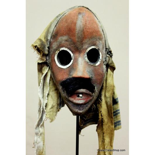 Masque de feu Dan