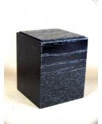 Socle en chêne pour statuette - 8x8x10