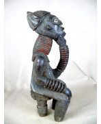 Statue Bangwa du Cameroun