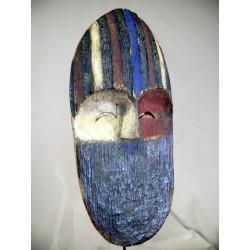 Masque M'Bolé de RDC