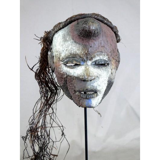Masque Kongo de RDC