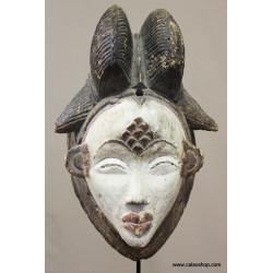 Masque Punu Njabi