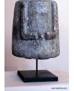 Base for wooden mask, 32 cm