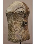 Masque kifwebe féminin Songyé