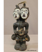 Fétiche jumeaux Kongo