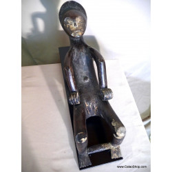 Statue de pendu M'Bolé