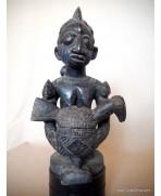 Porteuse de coupe Yoruba