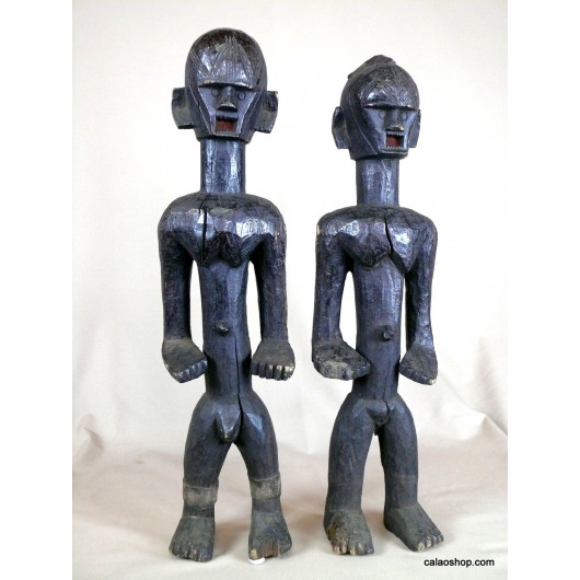 Statues Montol