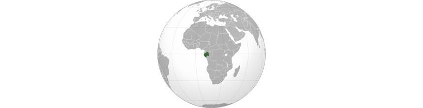 Objets africains du Gabon