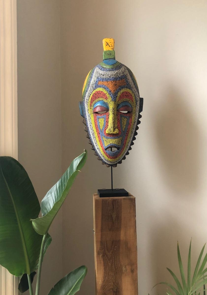 socle masque
